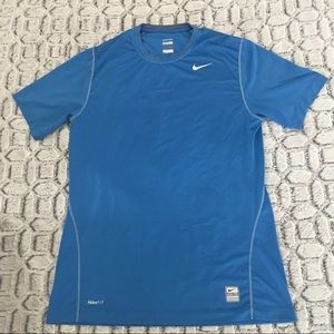 Men's Nike Pro Fitted Fitness Shirt M